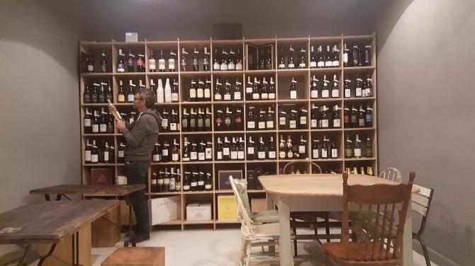 Open Wine, enoteca Ciudad del Cabo