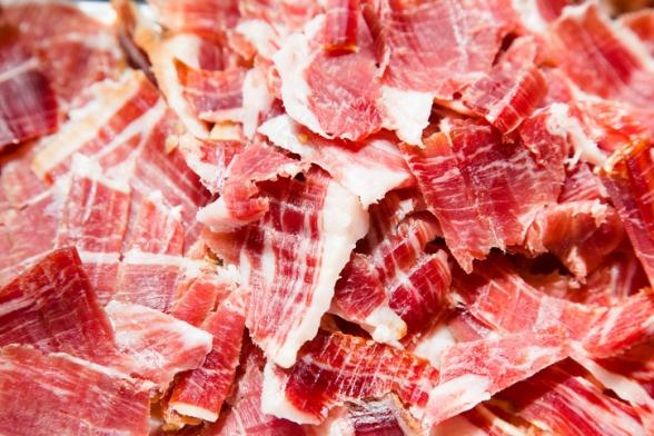 Jabugo spanish ham
