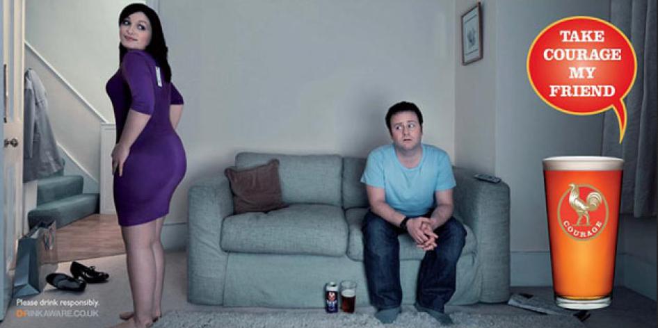machismo en publicidad